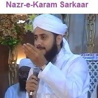 "Ghulam Mustafa Qadri Naat Album ""Nazr-e-Karam Sarkaar"""
