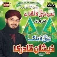 """Zeshan Qadri Latest Naat Album 2014 """"Naara Nabi Ka Lagana Hai"""""""