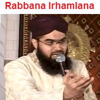 """Muhammad Ali Soherwardi Naat Album """"Rabbana Irhamlana"""""""