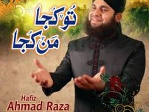 "Hafiz Ahmed Raza Qadri Naat Collection 2017 "" Tu Kuja Man Kuja"""