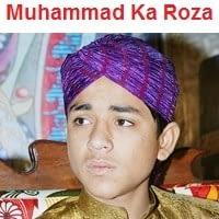 """Farhan Ali Qadri Naat Album """"Muhammad Ka Roza"""""""