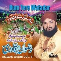 Rizwan Qadri Album hum-tery-wafadar