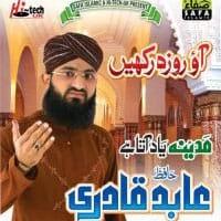 """Hafiz Abid Raza Qadri Ramzan Special Naat Album 2013 """"Madina Yaad Aya Hai"""""""