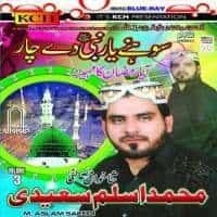 """Muhammad Aslam Saeedi Naat Album """"Sohny Yaar Nabi Dy Chaar"""""""