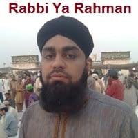 """Farhan Qadri Attari Naat Album """"Rabbi Ya Rahman"""""""